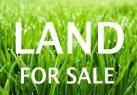 EXCLUSIVE 1 ACRE - VACANT LAND