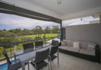 2 STOREY DELIGHT WITH STUNNING GOLF COURSE VIEWS